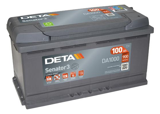 Batterie DETA DA1000 (X1)