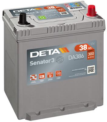 Batterie DETA DA386 (X1)