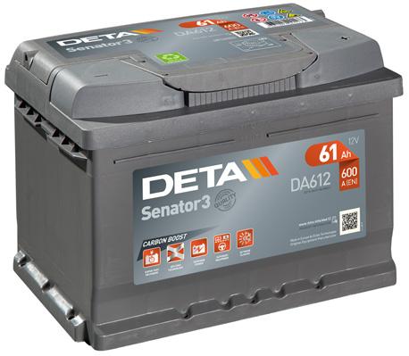 Batterie DETA DA612 (X1)