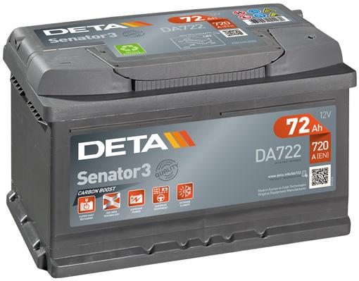 Batterie DETA DA722 (X1)