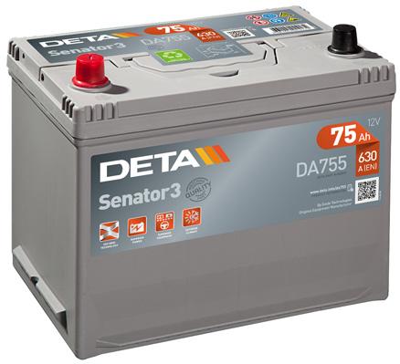 Batterie DETA DA755 (X1)