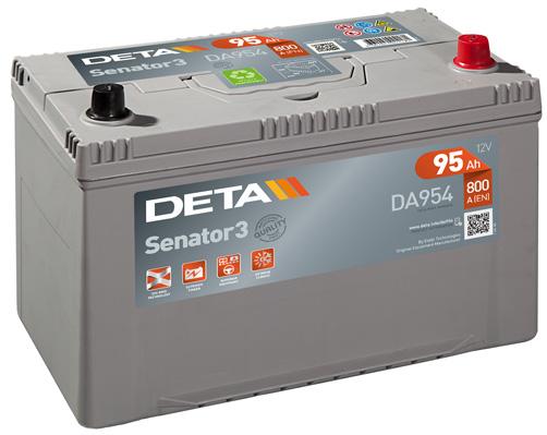Batterie DETA DA954 (X1)