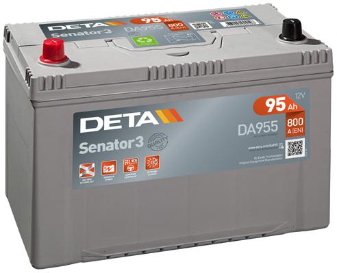 Batterie DETA DA955 (X1)
