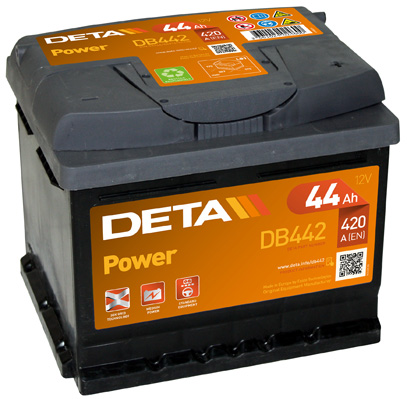 Batterie DETA DB442 (X1)
