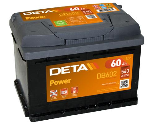 Batterie DETA DB602 (X1)
