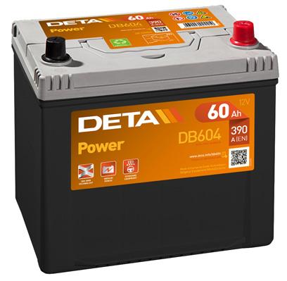 Batterie DETA DB604 (X1)