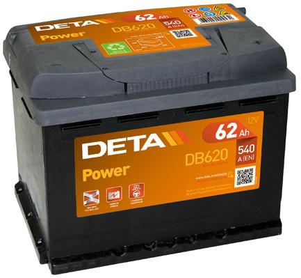 Batterie DETA DB620 (X1)