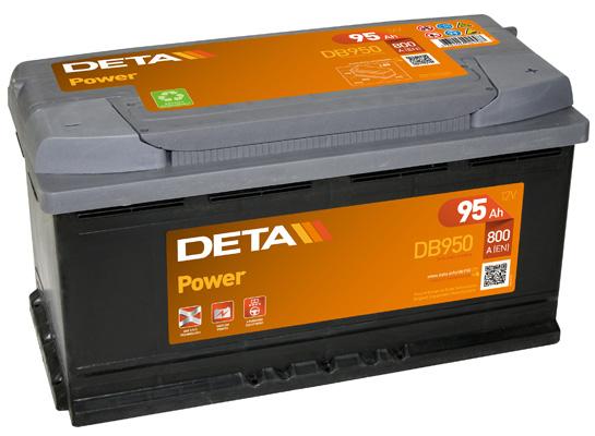 Batterie DETA DB950 (X1)