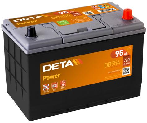 Batterie DETA DB954 (X1)