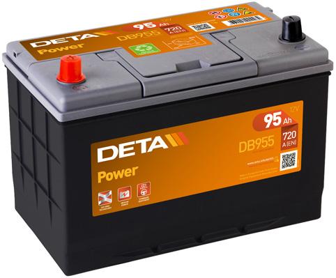 Batterie DETA DB955 (X1)