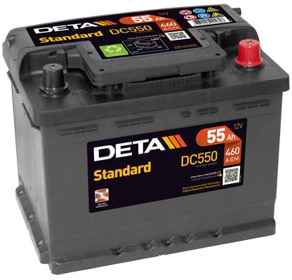 Batterie DETA DC550 (X1)