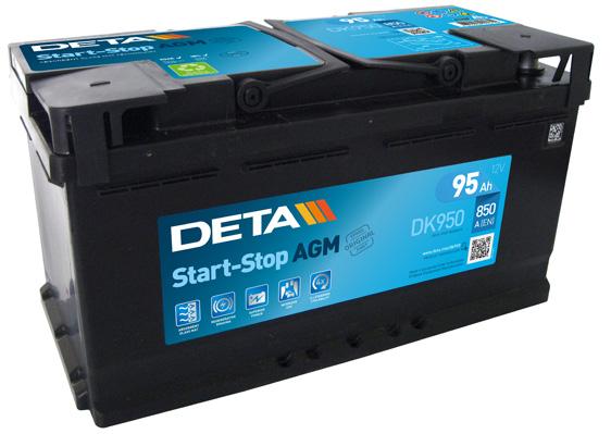 Batterie DETA DK950 (X1)