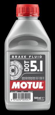 Liquide de frein MOTUL 100950 (X1)