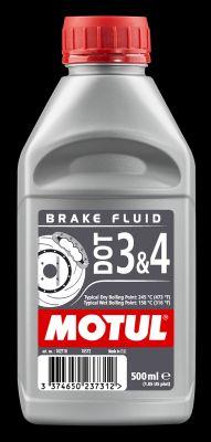Liquide de frein MOTUL 102718 (X1)