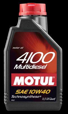 Huile moteur MOTUL 102812 (X1)