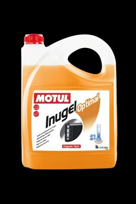 Liquide de refroidissement MOTUL 102924 (Jeu de 4)