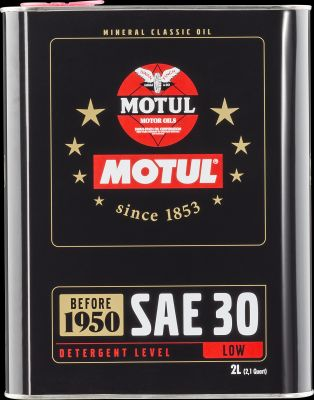 Huile moteur MOTUL 104509 (X1)