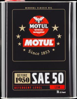 Huile moteur MOTUL 104510 (X1)