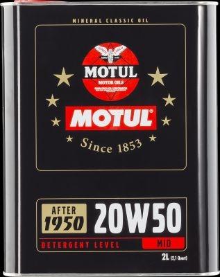 Huile moteur MOTUL 104511 (X1)