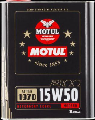 Huile moteur MOTUL 104512 (X1)