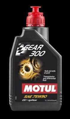 Huile de boite de vitesse MOTUL 105777 (X1)