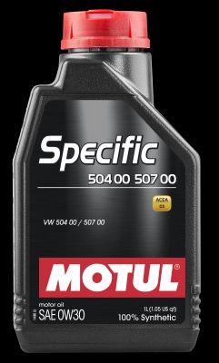 Huile moteur MOTUL 107049 (X1)