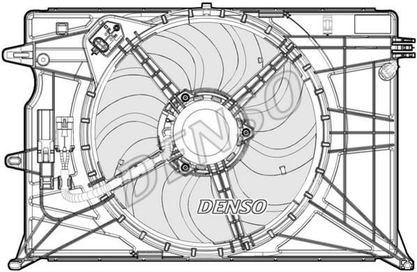 Capteur de roue contrôle de pression des pneus NPS U785L02 (X1)