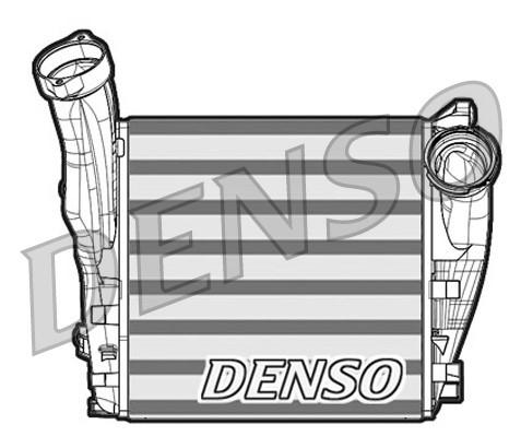 Intercooler radiateur de turbo NPS DIT28010 (X1)