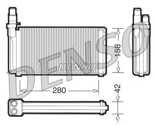 Radiateur de chauffage NPS DRR09020 (X1)