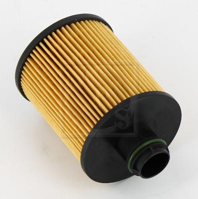 Filtre a huile NPS S131I08 (X1)