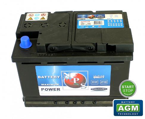 Batterie NPS U540L51B (X1)