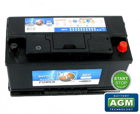 Batterie NPS U540L52B (X1)