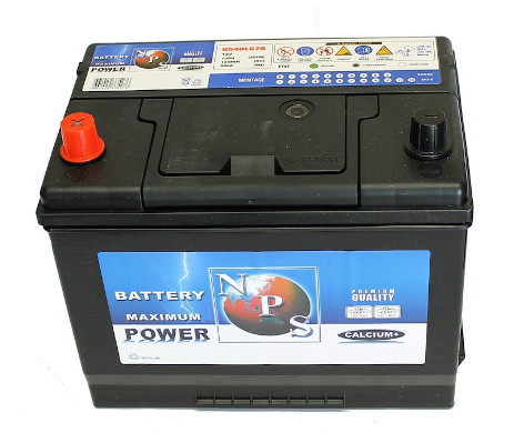Batterie NPS U540L67B (X1)