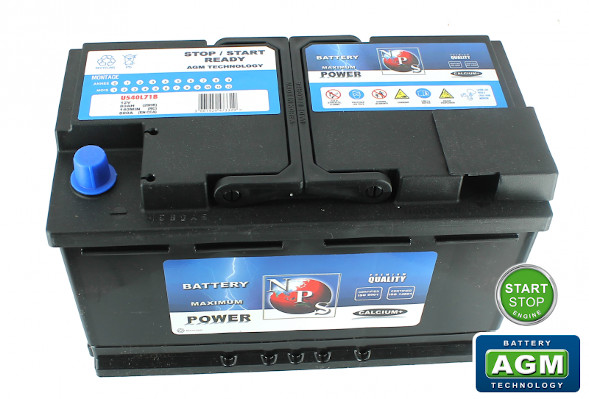 Batterie NPS U540L71B (X1)