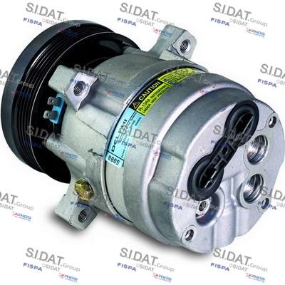 Compresseur FISPA 1.4003 (X1)