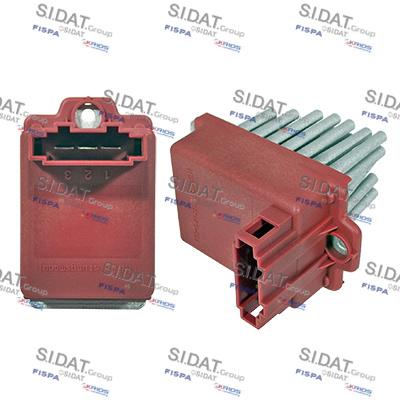 Servo moteur de ventilateur de chauffage FISPA 10.6027 (X1)