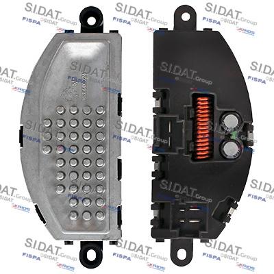 Servo moteur de ventilateur de chauffage FISPA 10.6061 (X1)