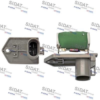 Resistance moteur de ventilateur de chauffage FISPA 10.9046 (Jeu de 2)