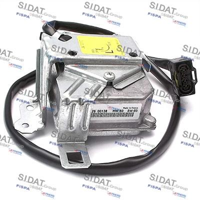 Appareil de commande feu xenon FISPA 12631 (X1)
