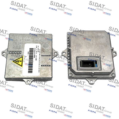 Appareil de commande feu xenon FISPA 12636 (X1)