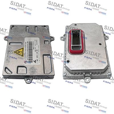 Appareil de commande feu xenon FISPA 12637 (X1)