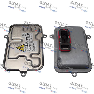 Appareil de commande feu xenon FISPA 12647 (X1)