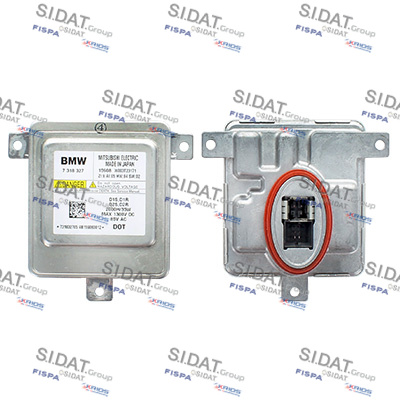 Appareil de commande feu xenon FISPA 12650 (X1)