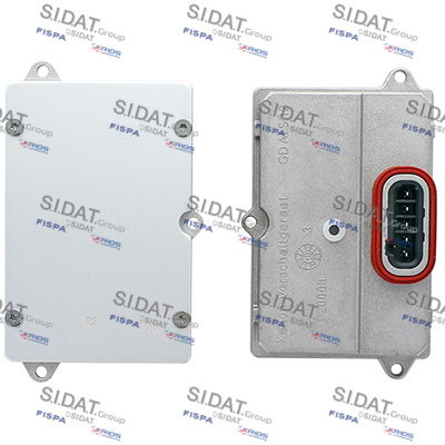 Appareil de commande feu xenon FISPA 12655A2 (X1)