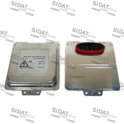 Appareil de commande feu xenon FISPA 12657 (X1)