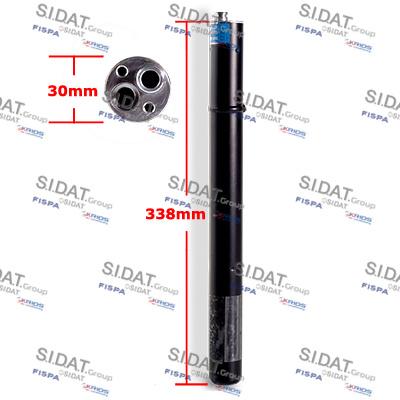 Bouteille deshydratante FISPA 13.2282 (X1)