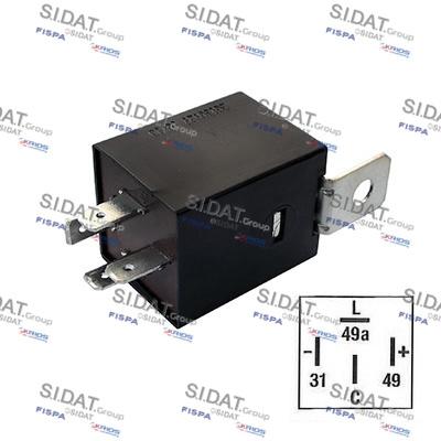 Centrale clignotante FISPA 2.42011 (Jeu de 2)