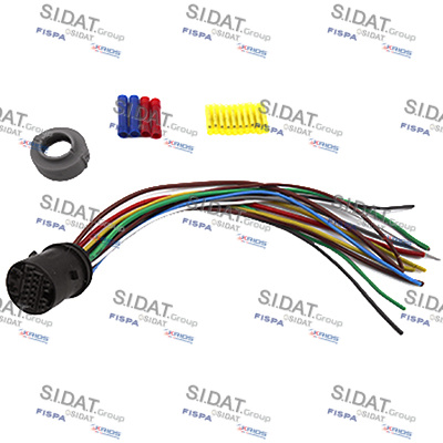 kit de montage, kit de câbles (faisceau) FISPA 405382 (X1)