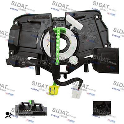 Airbag FISPA 430920 (X1)