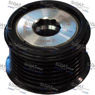 Poulie d'alternateur FISPA 455205 (X1)